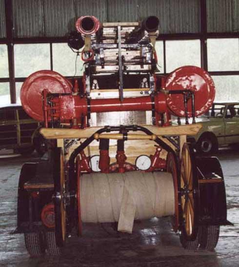 Пожарная машина ПМГ-1