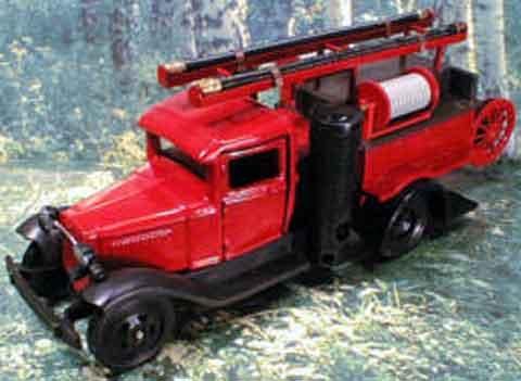 пожарной машины ПМГ-1