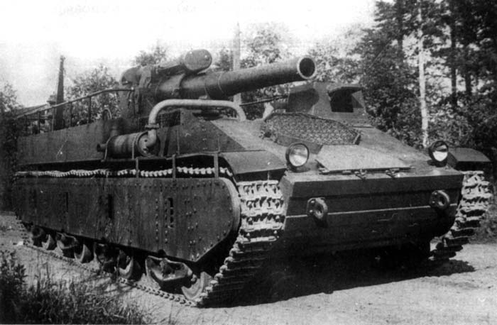German 50 Mm Anti Tank Gun: *Experimental SELF-PROPELLED GUNS Of The Allies
