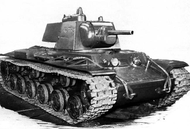 Тяжёлые танки Т-150, КВ-220 и КВ-