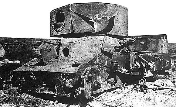 Чертежи среднего танка Т-24: