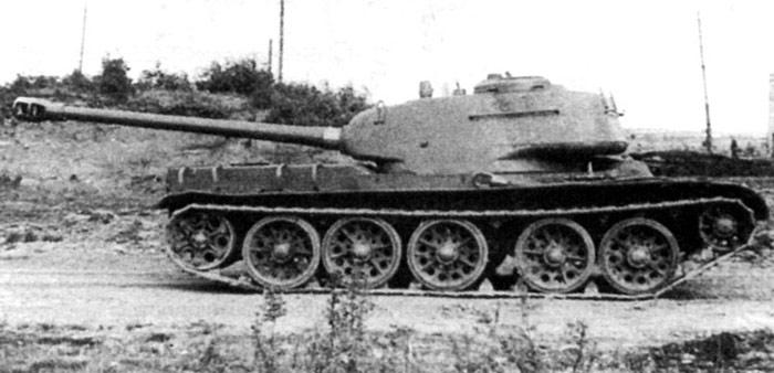 Т-44 первой модификации