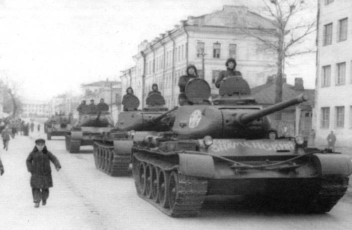 Image result for t-44 tank